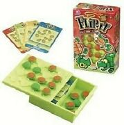 Flip It Think Fun Binary Arts Puzzle Solitaire Game New From 2000 Turtle Rare