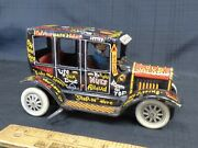 1950s Marx Old Jalopy Tin Lithographed Wind Up Car
