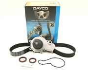 New Dayco Timing Belt Kit With Water Pump Wp245k5as Dodge Neon 2.0l I4 1999-2001