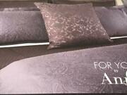 For You By Ann Gish King Duvet And Quilt Set Lilac 6pc New In Package