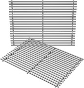 Grill Stainless Steel Cooking Grates For Weber Genesis Ii Lx E340 S340 310/335