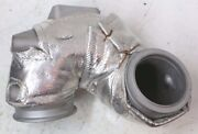 Genuine Yanmar Sterndrive Ss Exhaust Riser Elbow Snell And Heat Insulation Blanket