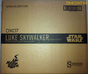Hot Toys Dx07 Star Wars Luke Skywalker Bespin Outfit Special Sealed New