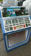 Seeburg B 100 Jukebox 45 Rpm Selections Amp And Mech Redone Needs Cosmetic