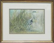 Spencer Roberts Original Watercolor In Perfect Condition