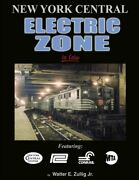 New York Central Electric Zone In Color New Book