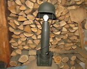 Original Improvisation On The Theme Of The Ww2 Wwii. Big Table Lamp