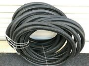 Nos Two Carlisle Ribgripper Black 26 X 1 1/4 - 1 3/8 Bicycle Tires.. Fit S6 Rims