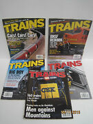 Trains 27 Back Issues Magazines