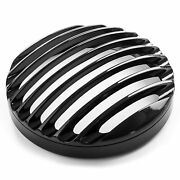 5 3/4 Headlight Grill Cover For Harley Davidson Nightster Xl1200n 2009-2012