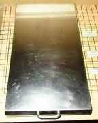 Ge Range Griddle Cover Ss Wb07x10809, 1085394