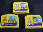 Lot Of 3 My First Leappad Learning System Game Cartridges