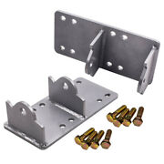 Engine Swap Conversion Adapter Plate Engine Mount For Ls Lsx 4.8 5.3 5.7 6.0 6.2
