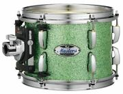 Pearl Masters Maple Complete 20x14 Bass Drum W/o Bb3 Bracket Absinthe Sparkle