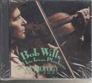 Bob Wills And His Texas Playboys Anthology 1935 - 1973 2x Cd New