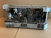 Star Wars The Empire Strikes Back Deluxe Figure Play Set 40th Anniversary Disney