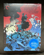 Lone Wolf And Cub Blu-ray Disc, 2016, 3-disc Set, Criterion Collection New Oop