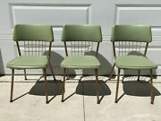 Howell Metal Kitchen Chairs Howell Modern Metal Furniture Six 1950and039s Chairs
