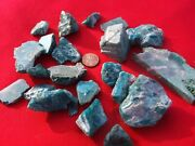 Gem Silica Chrysocolla Rough From Inspiration Mine