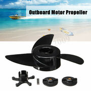 3 Blades Boat Outboard Motor Propeller Propellers Engines Marine For Haibo