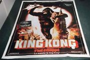 King Kong Escapes R'76 I.honda Classic Original French One-panel Film Poster