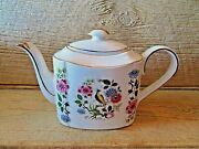 Arthur Wood Donegal Bird Of Paradise Teapot Made In England