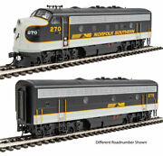 Ho Scale Walthers Mainline 910-9943 Ns Norfolk Southern 270 And 276 F7 A-b Set