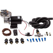 Electrical Vacuum Pump For Brake Booster 18 To 22 For Gm Fit For Chevy For Ford
