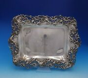 Iris By Redlich And Co Sterling Silver Serving Tray With Feet Pcd 5867 4731