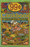 The 99 Cent A Meal Cookbook Ruth Bill Kaysing Menus Basic Foods Recipes
