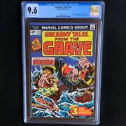 Uncanny Tales From The Grave 10 Marvel 1975 💥 Cgc 9.6 💥 Only 2 Higher Grade