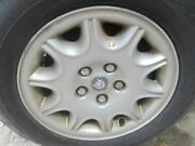 Wheel 16x7 Alloy With Exposed Lug Nuts 10-triangle Slots Fits 98-99 Xj8 215329