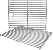 Stainless Steel Cooking Grates Grid 2-pack 17 For Nexgrill Kenmore Uniflame Bbq