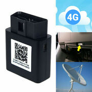 4g Gps Tracking Unit Fleet Management Obd Port Web/android/iphone Application