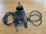 Weller Wp120set 0052919499 Esd-safe Solder Iron 120w With Wdh10 Stand