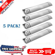 Bbq Grill Stainless Steel Heat Plates 5-pack For Kitchen Aid Jenn-air Nexgrill