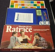 Vintage Rat Race A Social Climbing Board Game By House Of Games Waddingtons Rare