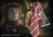 Harry Potter Gryffindor House Silk Tie Collectable Replica Clothing Apparel