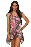 Womenand039s Camo Flare Dress Authentic True Timber Apparel Made In The Usa