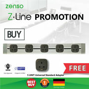 Z.line 1000mm Power Track + Free 5x13a Socket Adapternot Compatible With Eubiq