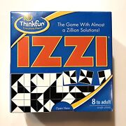 Sealed Izzi Puzzle Game With Almost A Zillion Solutions Binary Arts New And Sealed