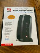 Zoom 5354 Cable Modem / Wireless Router