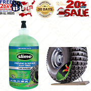 Slime 10009 32 Ounce Automotive Accessories Tire Sealant For All Tubeless Tires