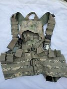So Tech Medical Assault Chest Harness Hydration Pouch Sof Nsn 6545-01-528-9041