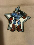 2014 Sdcc Exclusive Blizzard Blizzcon Color Raynor Stars And Stripes Pinandnbsprare