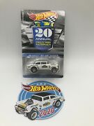 2020 Hot Wheels Collectors Nationals And03955 Chevy Bel Air Gasser W/patch Lower Numb
