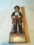 1969 Limited Bottle Lionstonewells Fargo Man. Whisky Decanter. Perfect