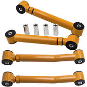 Front Lower And Rear Upper Control Arms Set For Jeep Grand Cherokee Zj 1993-1998