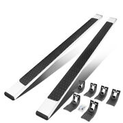 For 2009-2020 Dodge Ram 5 Extended Cab Mirror Polished Step Bar Running Boards