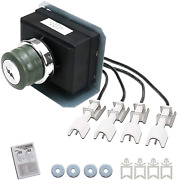 Grill Igniter Electrodes Ignitions Kit For Weber Genesis Ignitors